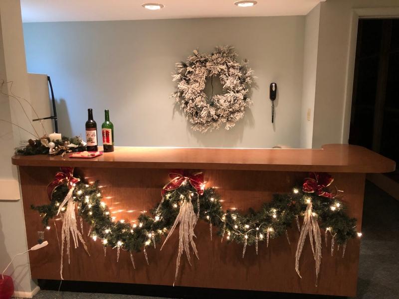 Penthouse Service Bar